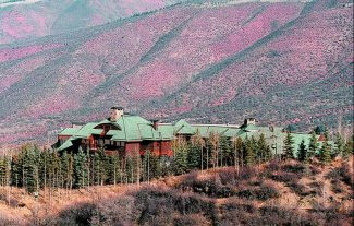 Prince Bandar bin Sultan bin Abdul Aziz's Aspen compound is on the market for $135 million, making it the most expensive home ever listed for sale in the United States. (Aspen Times file)