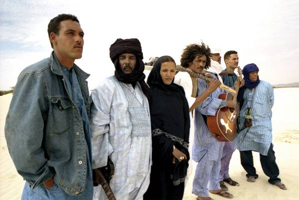 Tinariwen find meaning in the desert 'blues' | AspenTimes.com