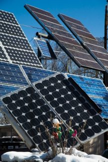 Snowmass Village council shines light on '20 by 20' goal, OK's nearly $1M for solar project