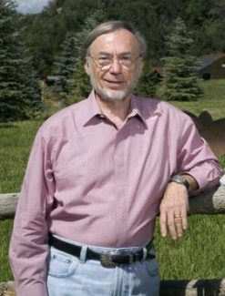 Michael Faas/charlesandsamwyly.comCharles Wyly died Sunday in an auto accident on Highway 82 near Aspen.