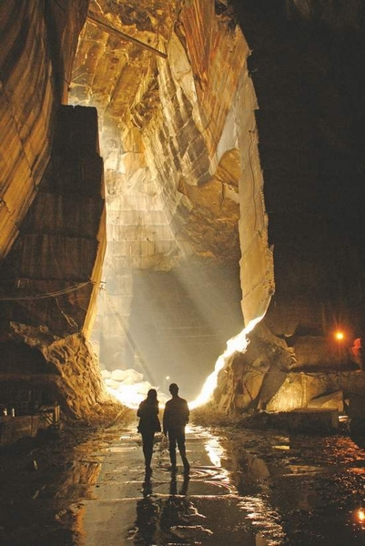 Italians opening new portal to Yule quarry in Marble | AspenTimes com