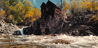 Aspen Times fileThe Crystal Mill outside of Marble.