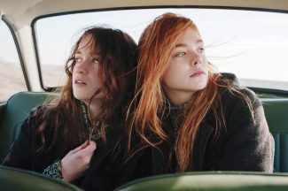 BOMB by Sally Potter, starring Alice Englert and Elle Fanning