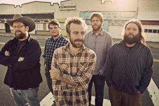 Pieter Van HattemMinnesota string quintet Trampled by Turtles plays Saturday night at Belly Up Aspen.