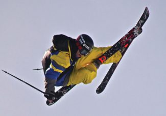 Jim Ryan / Special to The Aspen Times Torin Yater-Wallace claimed bronze in the skiing superpipe event on Buttermilk last year but is now recovering from shoulder surgery. He'll be competing this week in Winter X Games at Buttermilk.
