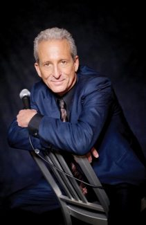 Contributed photoComedian Bobby Slayton performs Friday, Feb. 22 in the Wheeler OperaHouse's Aspen Laff Festival.