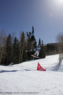 Connor Cook The boardercross/skiercross course on Red Onion at Aspen Highlands will serve as the host venue for a series of competitions Sunday.