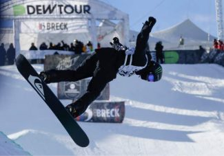 Shaun White, soaring here at the superpipe in Breckenridge, will not compete at the Winter X Games in Aspen this week. He said he'll concentrate on preparing for the Winter Olympic Games in Sochi, Russia. Hes the six-time defending gold medalist in the Winter X superpipe at Buttermilk.