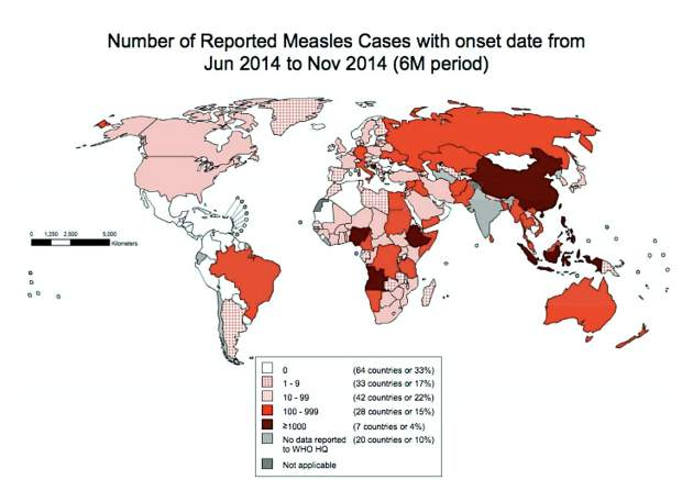 Colo Measles Vaccine Rate Among Lowest In US AspenTimescom - Map of the us showing vaccination rates
