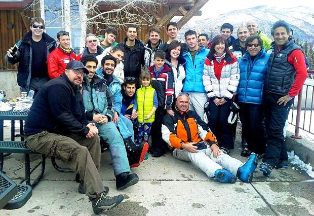 The Aspen Jewish community welcomes the 2015 participants of the Aspen JCC non profit program Golshim L'Chaim-Ski To Live. Injured Israeli veteran soldiers enjoy the healing experience of learning to ski and snowboard while uniting Aspen and Israel.