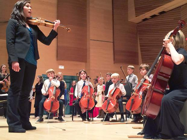 The Aspen Music Festival and School's Afterworks program culminates in three performances at Harris Concert Hall.