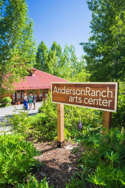 Anderson Ranch Arts Center is celebrating its 50th anniversary in 2016. A special week of anniversary events runs through July 22.