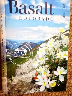 The Basalt Chamber' of Commerce boosted the printing of its Community Guide and Business Directory from 10,000 to 20,000 this summer.