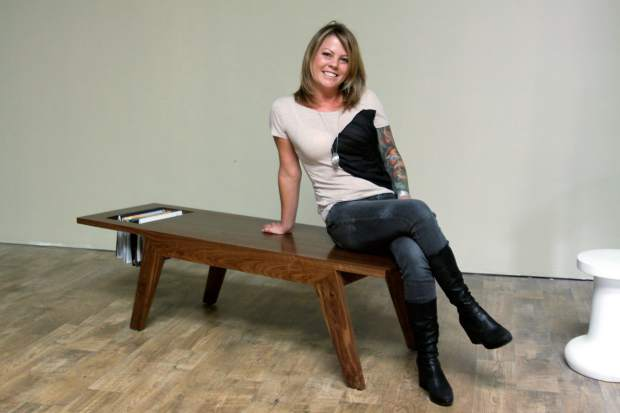 Aspen Resident Starts Furniture Design Company After Hiatus From Extraordinary Aspen Furniture Designs