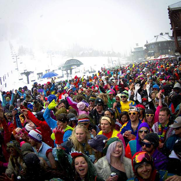 Aspen Skiing Co. expects over 4,000 people to attend this year's closing day party at Aspen Highlands Mountain.