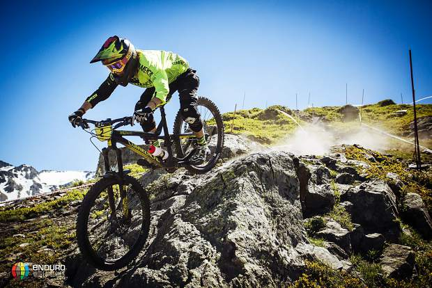 The Enduro World Series In Snowmass And Aspen July 30 To