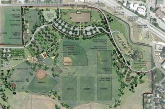 Crown Mountain Park and Recreation District courtesy image