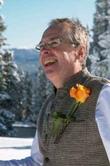 Aspen Chapel minister will publish new spirituality book