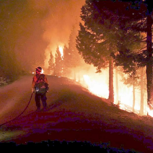 More Valley Firefighters Deployed To Fires Around West