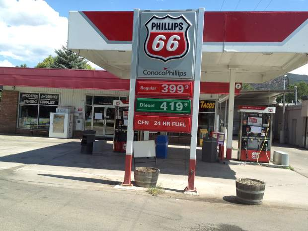 Basalt Gas Station Sold In Foreclosure Aspentimes Com