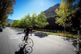 Pitkin County by Bike: On the Roads