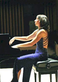 Amanda Gessler recently won the Bradshaw and Buono International Piano Competition and was chosen as the winner out of more than 300 international entrants. She'll be performing at Carnegie Hall on May 18.