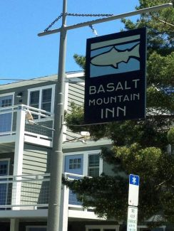 The former Green Drake hotel is now Basalt Mountain Inn after an extensive remodel. The property is in the heart of downtown.
