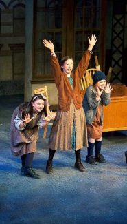"""Aspen High School student Talitha Jones, center, shown in Theatre Aspen's production of """"Annie,"""" will have her short play """"Who's Paying?"""" performed tonight through Tuesday at the Take Ten Festival at the Aspen High School Black Box Theatre."""