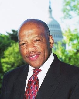 Congressman John R. Lewis (D-GA) speaks at 6 p.m. tonight at the Greenwald Pavilion on the Aspen Institute Meadows campus as part of the 2014 McCloskey Speaker Series.