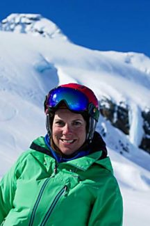 Cindy Hirschfeld is the new editor of Aspen Magazine.