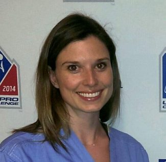 Ashley Schermerhorn, 34, is a certified trauma physician assistant who grew up in Woody Creek. She'll be part of the 2014 Centura Health medical team that works with the USA Pro Challenge and supports the cyclists during the race.