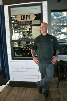 Will Nolan, executive chef at the Viceroy Snowmass, is taking the lead at Ricard restaurant in Base Village.