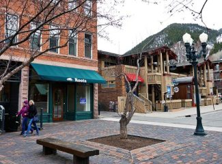 Roots clothing store has shut its doors for good in Aspen.