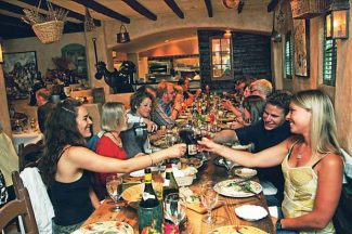 Rustique Bistro has submitted an application to the city of Aspen to add 3,688 square feet for a basement dining area and kitchen.