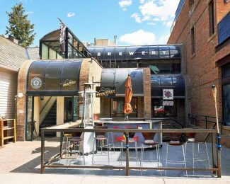 Mark Hunt has Seguin Building, which houses the Aspen Brewing Co., Aspen Over Easy and the Square Grouper, under contract to sell. The structure is located at 304 E. Hopkins Ave.
