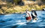 Flyfishing in the Roaring Fork Valley is one of many activites availble in the off season.