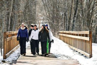 Pedestrians make their way down the Rio Grande Trail in Aspen Tuesday. A U.S. Supreme Court decision on Monday created questions about ownership of some rail right-of-ways that were converted to trails.