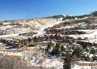 Snowmass Village, as seen Tuesday. Snowmass Village and Related Colorado officials plan to work together on a new plan for Base Village.