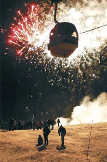 The 63rd annual Wintersköl celebration opens today and will feature the annual Saturday night fireworks over Aspen Mountain.