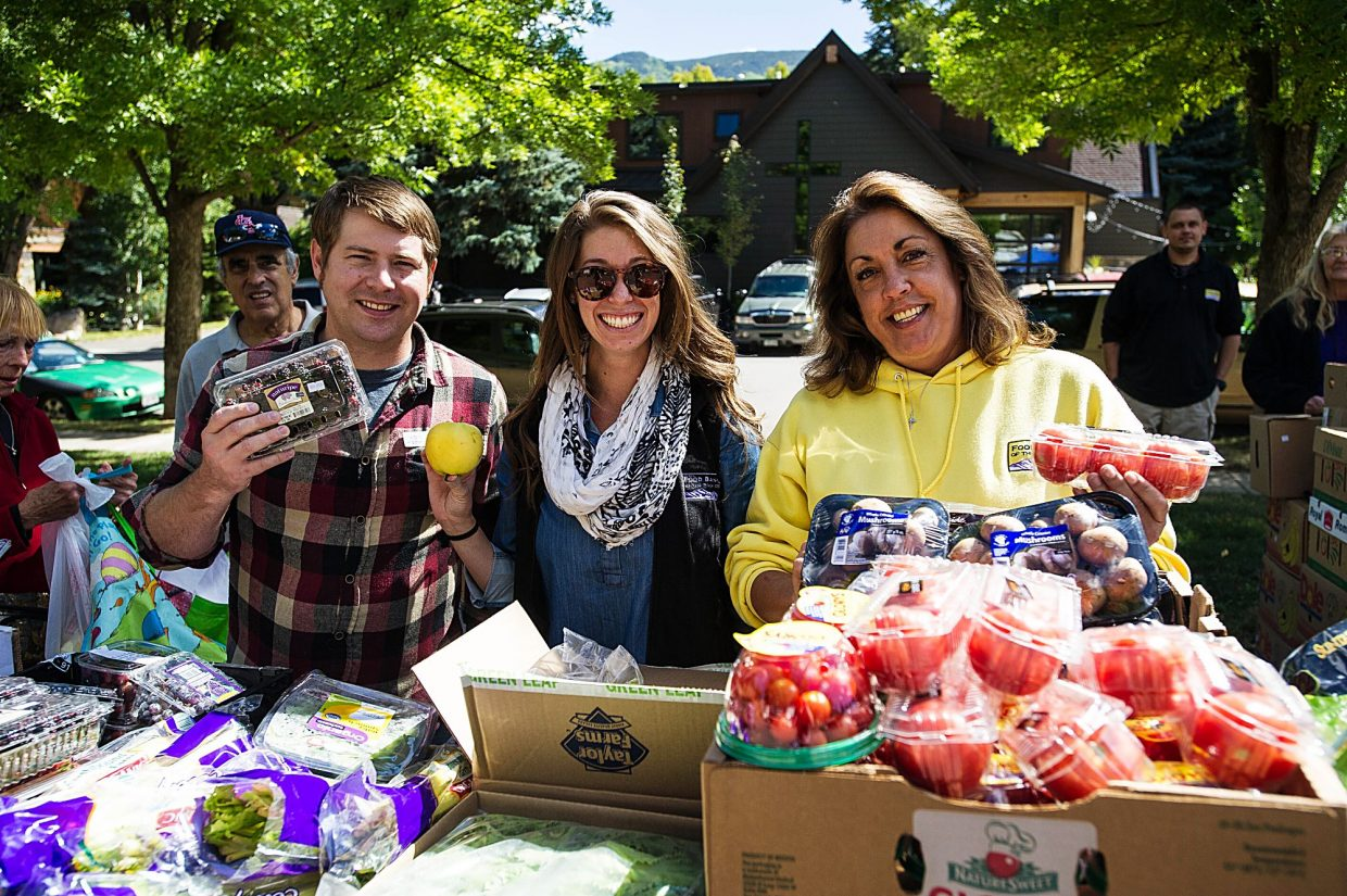 Photos Food Bank Of The Rockies Mobile Pantry