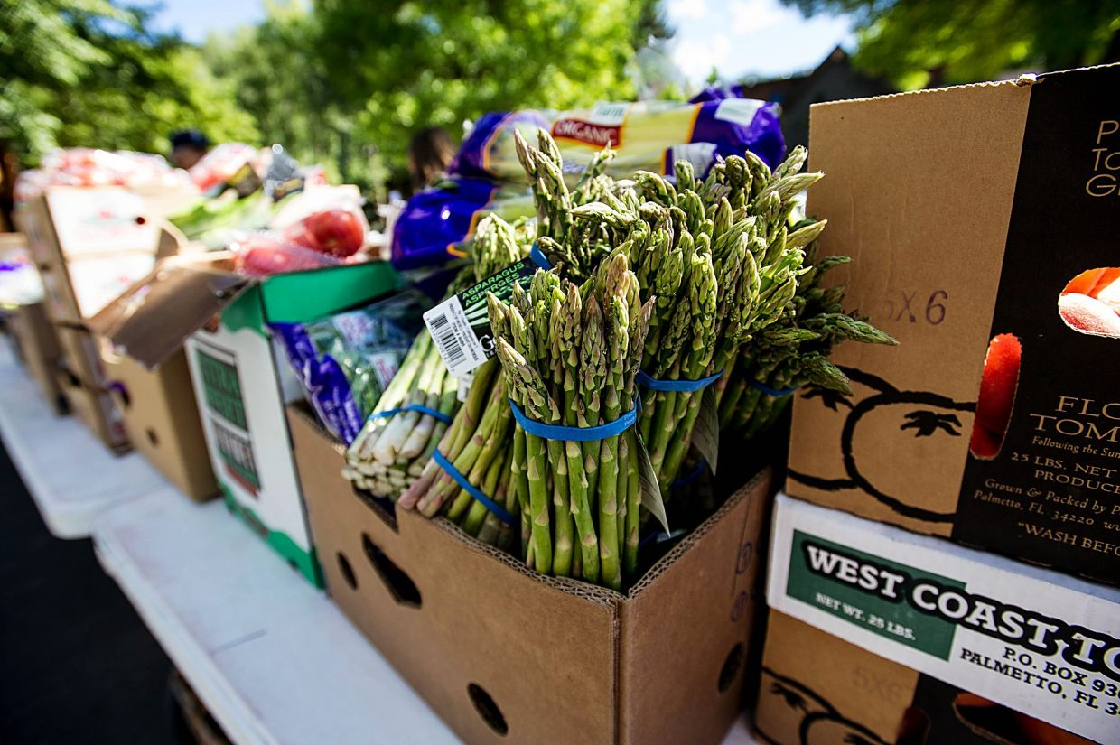 Photos: Food Bank of the Rockies Mobile Pantry | AspenTimes.com