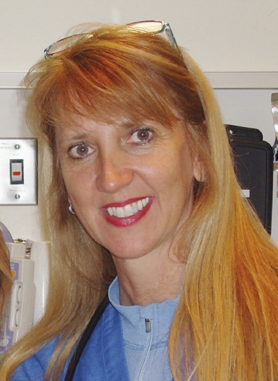 Becky Headden, RN Director of Emergency and Cardiopulmonary Services