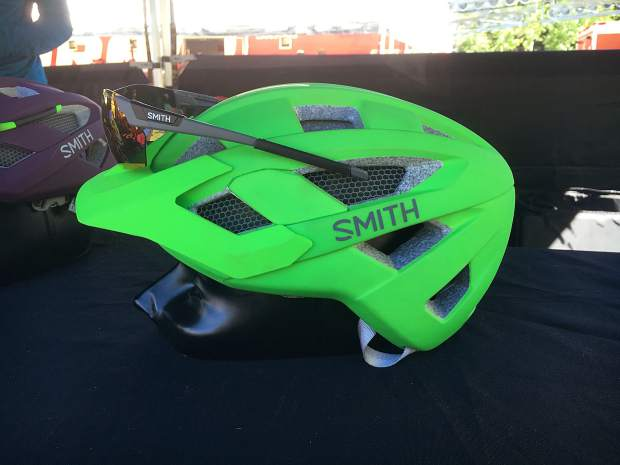 The Smith Rover Helmet is a pared-down and more wallet-friendly version of the popular Forefront helmet.
