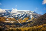 Snowmass Village in the fall.