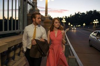 "Ryan Gosling and Emma Stone in the musical ""La La Land."" The acclaimed film opens Aspen Film's Academy Screenings on Dec. 21. The film festival runs through New Year's Day at the Wheeler Opera House and Paepcke Auditorium."