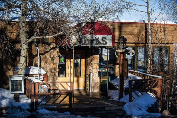 Slow Groovin' BBQ opens today on the Snowmass Mall.