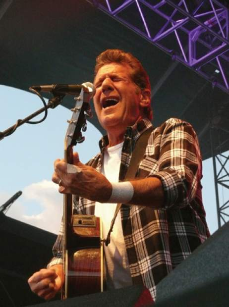 Glenn Frey performs at the JAS Labor Day Festival in 2010. Frey, the frontman for The Eagles, maintained ties to Aspen that spanned several decades. He once owned a home on Snowmass Creek Road, The song