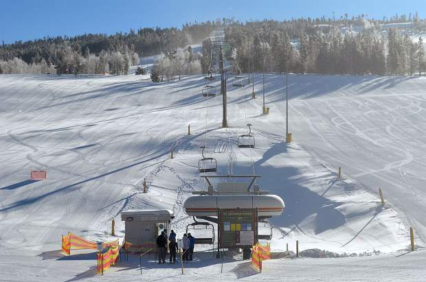Rare dynamic event' cause of fatal accident on Ski Granby Ranch