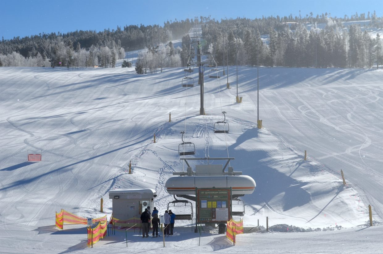 ski granby ranch replacing part that likely led to fatal chairlift