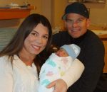Courtesy photo Jessica Cerise Longnecker and Adam Longnecker are the proud parents of the first baby born at Aspen Valley Hospital in 2017. Gavin came into the world at 2:03 p.m. on Jan. 4 weighing 6 pounds, 14 ounces. He will live with his family in Aspen. In 2016, 245 babies were delivered at the Aspen hospital, up from 206 in 2015.